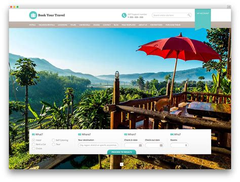Create Room Layout Online 50 best wordpress travel themes for blogs hotels and