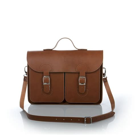 Tas Rbr Lifestyle Backpack leather satchel oldschool bags medium