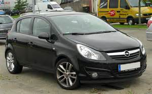 Opel Corsa Pictures File Opel Corsa D 1 4 Front 20100912 Jpg