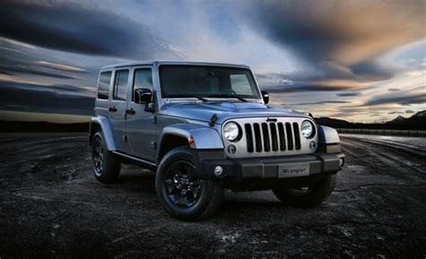 Jeep Wrangler Ecodiesel 2016 Jeep Wrangler Gets Ram S Ecodiesel And New Tech