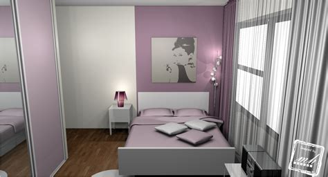 decoration interieur chambre design en image