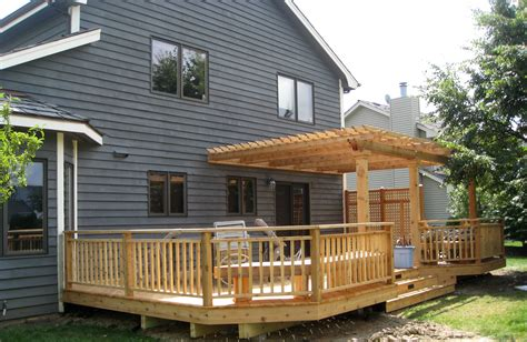 Patio Builder by Custom Built Deck Designs Decorating Ideas