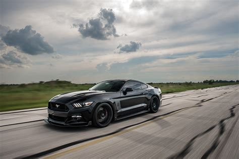 Hennessey 25th Anniversary Edition HPE800 Ford Mustang GT Hennessey Performance