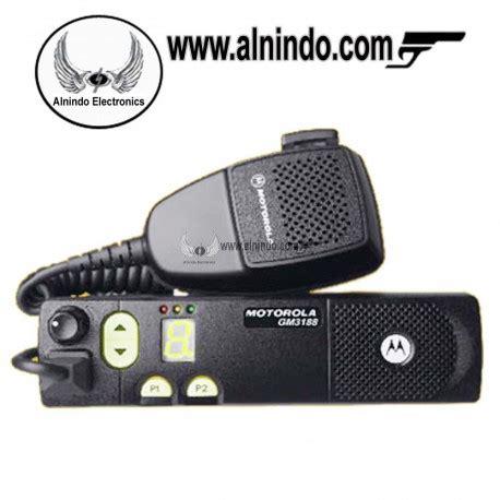 Radio Rig Uhf rig motorola gm3188 vhf uhf
