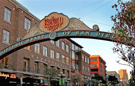 Hotels In San Diego Gas L by Gasl District Dining Eat Your Way Through San Diego