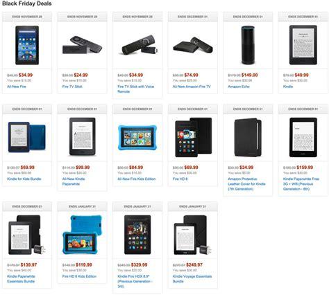 amazon deals black friday tablets amazon 7 inch kindle fire 35 reg