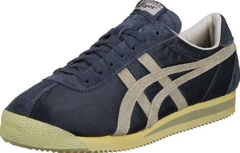 Tiger Corsair Shoes Onitsuka Tiger onitsuka tiger tiger corsair vin shoes blue beige yellow