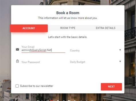 design form select creating a modern multi step form with jquery and css3