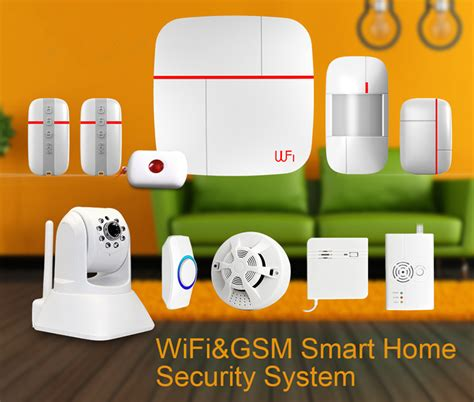 vcare elderly home safety system wifi gsm