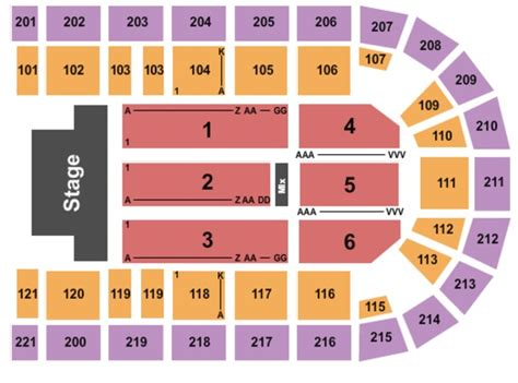 southwest motors events center seating chart southwest motors events center at colorado state fair