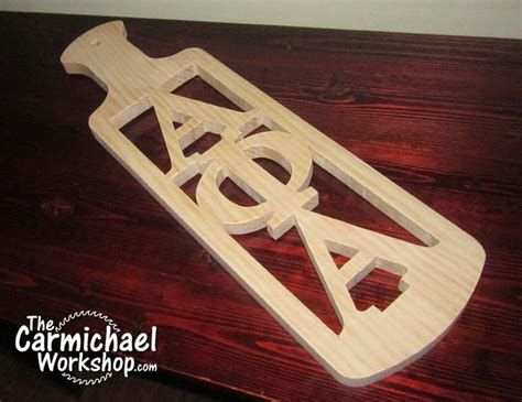 fraternity paddle template 17 best images about the carmichael workshop woodworking