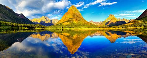 Multi Hd glacier national park dual monitor wallpapers hd