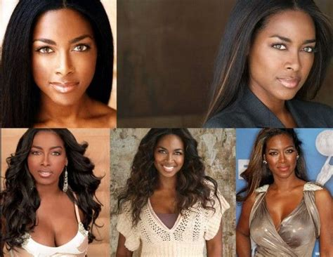 kenya moore wears weave 144 best images about sew in on pinterest