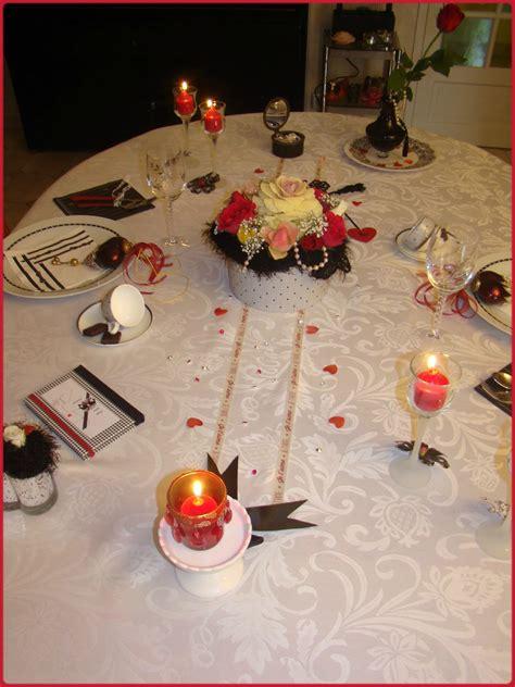 De La Table Décoration by Cuisine Diy Tuto D 195 169 Coration De Table Romantique
