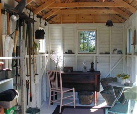 shed interiors garden shed interior the best way to landscape around a