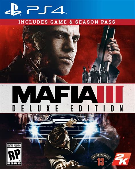 Sony Ps4 Mafia Iii Reg 3 ps4 mafia iii 06619 gamezone
