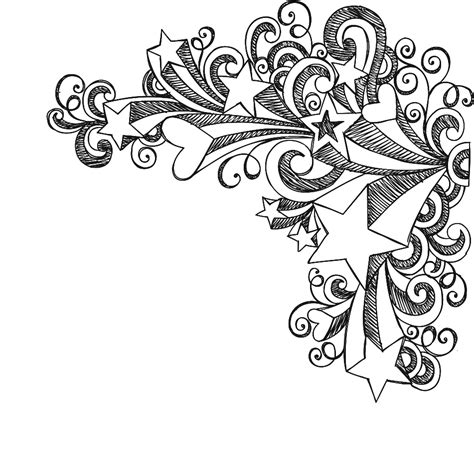 how to doodle in school doodle transparent cactus sketch coloring page