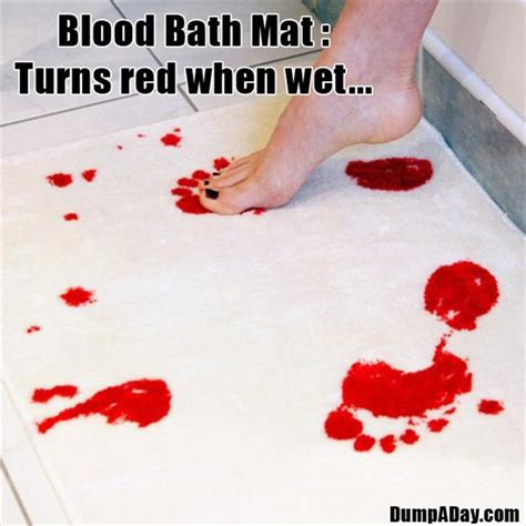 Bloody Shower Mat by Intj Things That Make Intjs Laugh Page 806
