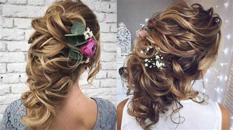 New Wedding Hairstyles For Hair by New Wedding Hairstyles For Hair 2017 Prom Updos
