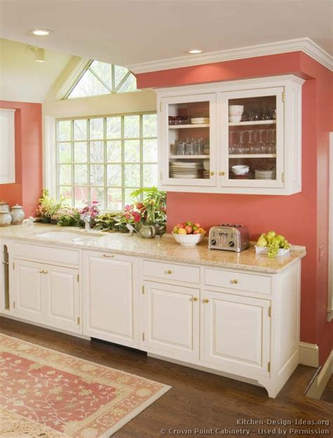 coral kitchen kitchen photos white cabinets coral kitchen walls with