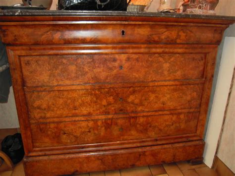 commode louis philippe dessus marbre commode louis philippe noyer offres juillet clasf