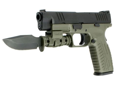 ka bar bayonet laserlyte pistol bayonet ka bar black steel blade mpn pb 1g