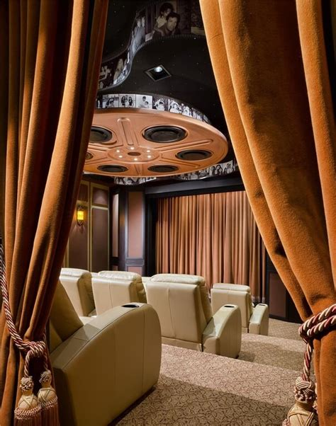 movie theater decor for the home 32 luxury home media room design ideas incredible pictures