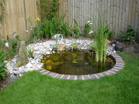 Small Ponds For Backyard by Small Pond Designs Small Pond Tips
