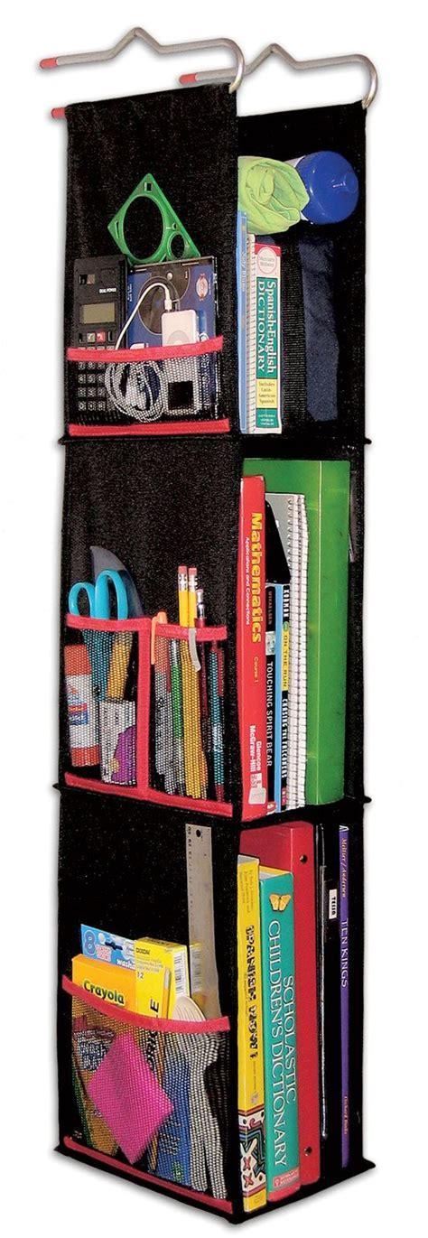 school locker shelves hanging locker organizer 3 shelf fabric by lockerworks locker accessories megan locker