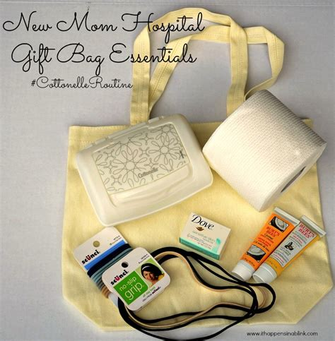 Gifts For New Mothers - new hospital gift bag with cottonelle clean care shop