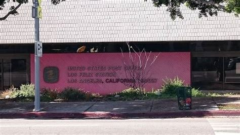 Los Feliz Post Office by