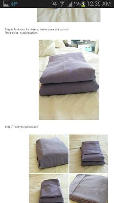how to fold bed sheets fold bed sheets on pinterest fitted sheet fold fabulously organize