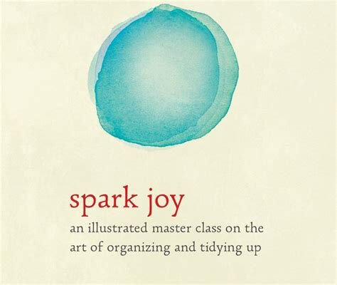 libro spark joy an illustrated 8 pages from marie kondo s new book spark joy