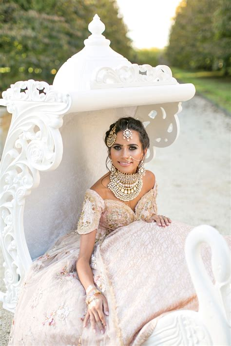 braut englisch pastel english countryside asian fusion wedding inspiration
