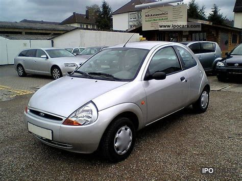 2000 ford ka power top beginner vehicle car photo and specs