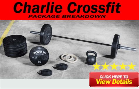 best crossfit equipment package reviews 2017 garage