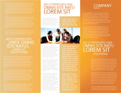 Team Brochure Template Design And Layout Download Now 03855 Poweredtemplate Com Team Brochure Template