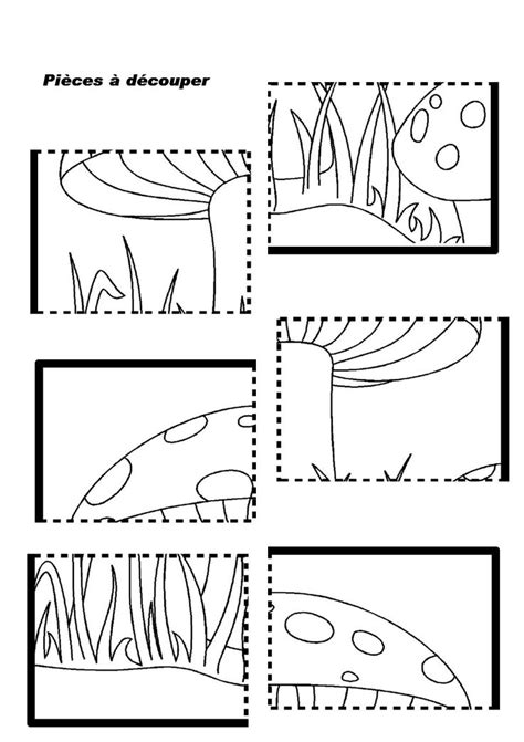 worksheet of puzzle crafts actvities and worksheets for preschool toddler and