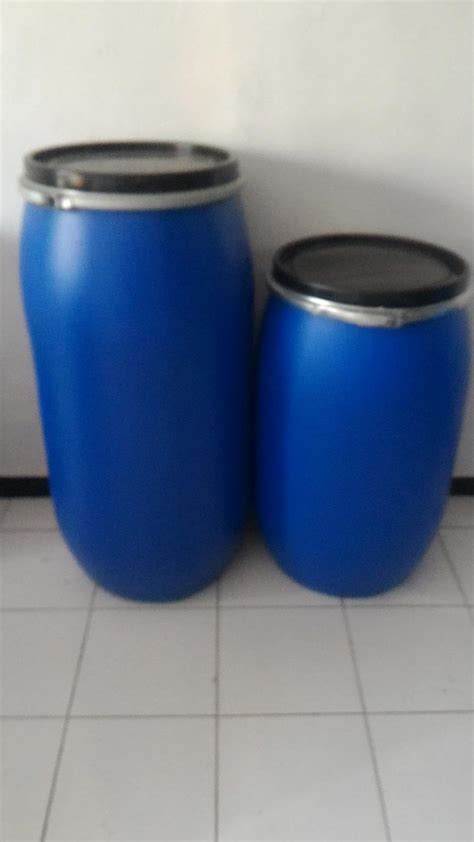 Drum Plastik 150 Liter sell open top 150 liter plastic drums from indonesia by
