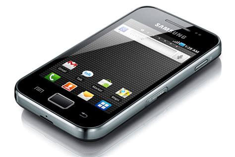 Samsung Ace 3 Plus imobile phones samsung galaxy ace plus features demo review