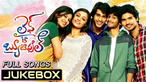 beautiful movies life is beautiful telugu movie full songs jukebox youtube