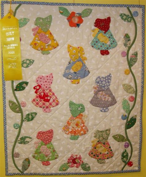quilt pattern sunbonnet sue sunbonnet sue quilts pinterest