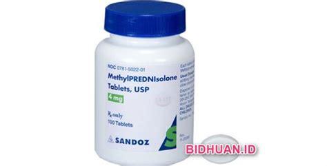 Obat Methylprednisolone obat methylprednisolone manfaat dosis efek sing dan harga di apotik berbagi