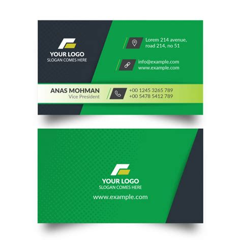 vice president business card template vice president business card template best business cards
