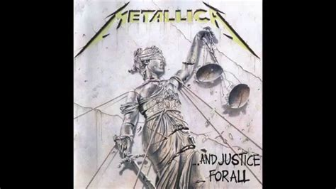 for all metallica and justice for all album hd