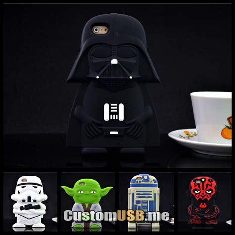 Iphone 5 5s Se Adidas Darth Vader Starwars Casing Hardcase aliexpress buy for iphone 5 5s soft silicone wars master yoda darth vader maul r2d2