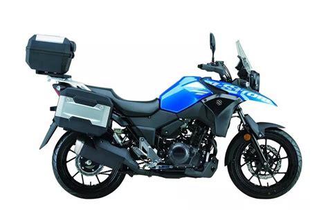 Motorrad Suzuki 250 by Suzuki Unveils New V Strom 250 Adventure Bike Concept