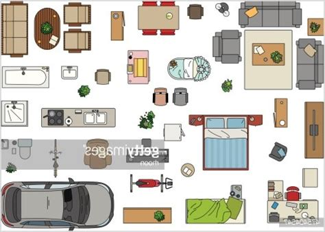 furniture floor plan vector art getty images living room furniture chaise 187 fresh floor plan furniture