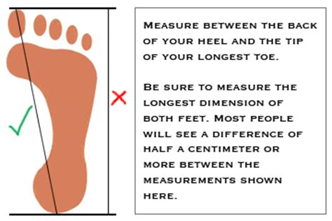 shoe size chart how to measure japanese shoe and footwear sizes