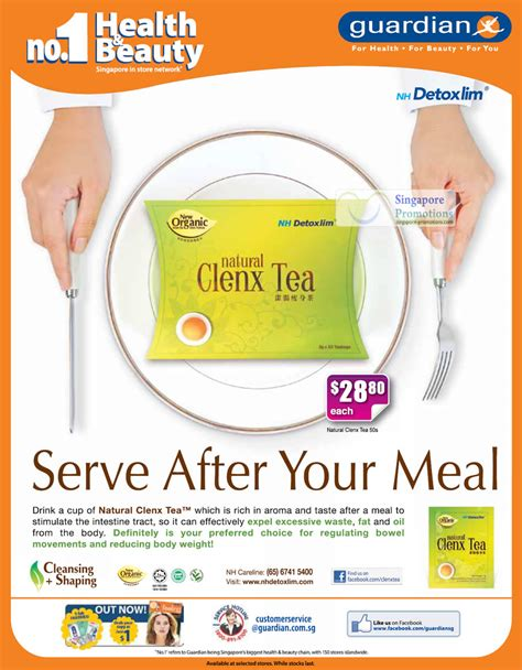 A Tastetea Reminder And Free Tea Offer by Guardian Health Personal Care Offers 19 25 Jul